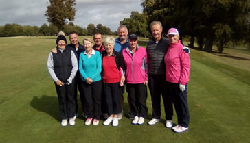 Society Golf Days